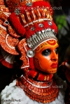 _MG_2848958h Theyyam portrait